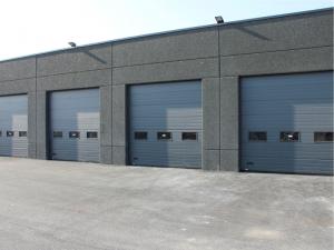 endustriyel garaj kapıları